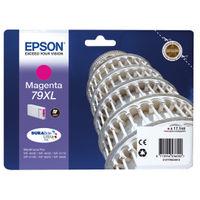 Epson 79XL Magenta High Yield Inkjet Cartridge - C13T79034010