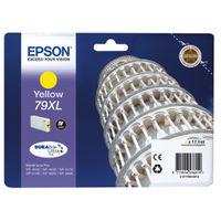 Epson 79XL Yellow High Yield Inkjet Cartridge - C13T79044010