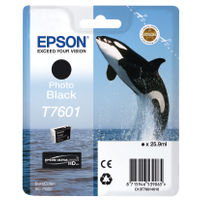 Epson T7601 Photo Black Ink Cartridge - C13T76014010