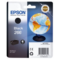 Epson 266 Black Ink Cartridge - C13T26614010