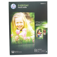 View more details about HP Everyday Glossy White A4 Photo Paper, 200gsm - 100 Sheets - Q2510A