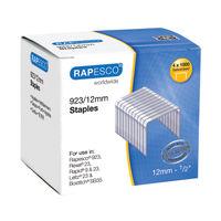 Rapesco No.923 / 14mm Metal Staples, Pack of 4000 - S92314Z3