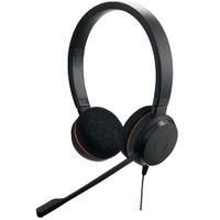 Jabra Evolve 20 Stereo UC Headset - 52647