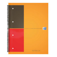 Oxford International A4+ Classic Ruled Notebook - 100104036