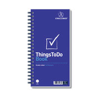 Challenge Things to do Today Planning Pad, 115 Pages - C71986
