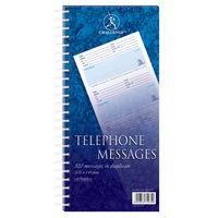 Challenge Duplicate Telephone Message Pad - K71975