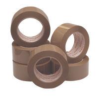 Polypropylene Packaging Tape, Pack of 6
