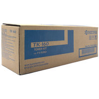 View more details about Kyocera TK-160 Black Toner Cartridge 1T02LY0NLC