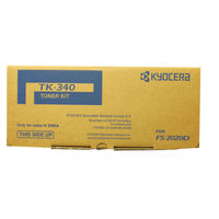 View more details about Kyocera TK-340 Black Toner Cartridge (12,000 Page Capacity)