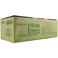 View more details about Kyocera TK-60 Black Toner Cartridge (20,000 Page Capacity)
