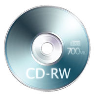 Q-Connect 700MB 80Mins CD-RW in Slimline Jewel Case - KF03718