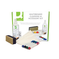 Q-Connect Whiteboard Cleaning and Accessory Kit – AWAK000QCA