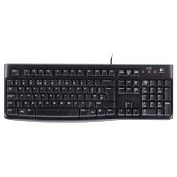 Logitech K120 Business Keyboard Black - 920-002524