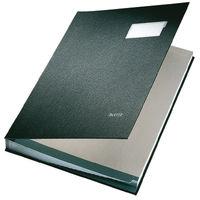 Leitz Black 240 x 28 x 340mm Signature Book - 57000095