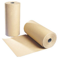 Kraft Brown Paper Roll, 750mm x 25m - IKR-070-0750