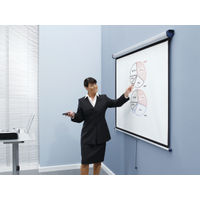 View more details about Nobo Wall Mounted Projection Screen 2000x1513mm 1902393