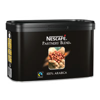 Nescafe Partners Blend Fairtrade Instant Coffee 500g Tin - 12284226