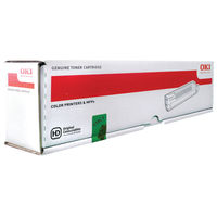 View more details about Oki Yellow Toner Cartridge (10,000 Page Capacity) 44059209