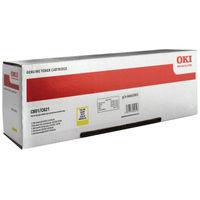 Oki Yellow Toner Cartridge - 44643001