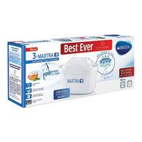 Brita Maxtra Water Filter Cartridge, Pack of 3 - PIK00912