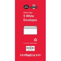 PostPak White DL Envelopes, Pack of 250<TAG>BESTBUY</TAG>