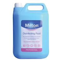 View more details about Milton Disinfecting Fluid 5 Litre (The ultimate sterilising fluid) 33613706946626