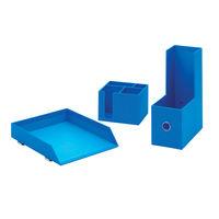 Rexel Joy Blissful Blue Desk Accessory Bundle - 2104197