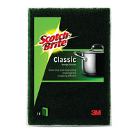 View more details about Scotch-Brite Classic Scouring Sponge (Pack of 10) UU003643432