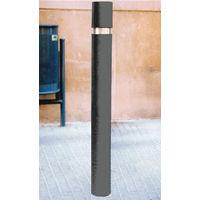 View more details about Slim Bollard H1000mm D95mm Black 315551