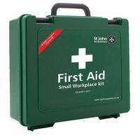 St John Ambulance Workplace First Aid Kit Small - F30607