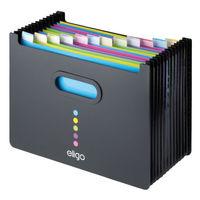 Snopake Eligo 13 Part Expanding File<TAG>BESTBUY</TAG>