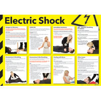 Electric Shock Poster, 420x594mm<TAG>BESTBUY</TAG>