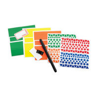 View more details about Sasco Year Planner Stickers Kit  for use with Sasco Planners  70080