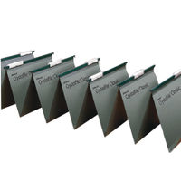 Rexel Crystalfile Linked Suspension Files, Pack of 50