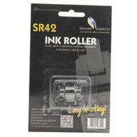 Aurora SPR42 Black and Red Calculator Ink Roller - IR40T
