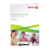 Xerox Premium White A4 Never Tear 95 Micron Film - 100 Sheets - 83703