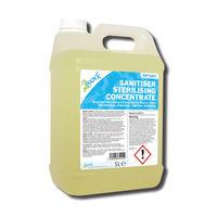 2Work Sanitiser Sterilising Concentrate 5 Litre - 260TFN