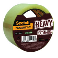 Scotch Clear Heavy Duty Packaging Tape<TAG>TOPSELLER</TAG>