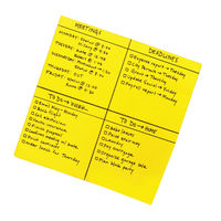 Super Sticky 279 x 279mm Big Yellow Post-it Notes, 30 Sheets - BN11 -EU