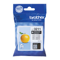 Brother LC3211 Black Ink Cartridge - LC3211BK