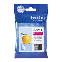 Brother LC3211 Magenta Ink Cartridge - LC3211M