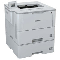 Brother Mono HL-L6300DWT Grey Laser Printer - HL-L6300DWT