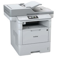 Brother Mono MFC-L6800DW Multifunction Laser Printer Grey - MFC-L6800DW