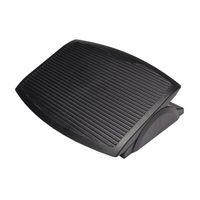 Contour Ergonomics Black Professional Footrest - CE77688
