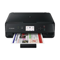 Canon Pixma TS5050 Wi-fi Inkjet Printer - 136