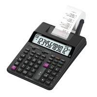 Casio HR-150RCE Printing Calculator Black - HR-150RCE-WA-EC