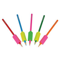Classmaster Assorted Colour Pencil Grips, Pack of 10 - PG10A