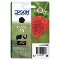 Epson 29 Black Ink Cartridge - C13T29814012