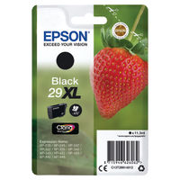 Epson 29XL Black Inkjet Cartridge<TAG>TOPSELLER</TAG>