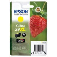 Epson 29XL Yellow Inkjet Cartridge - C13T29944012